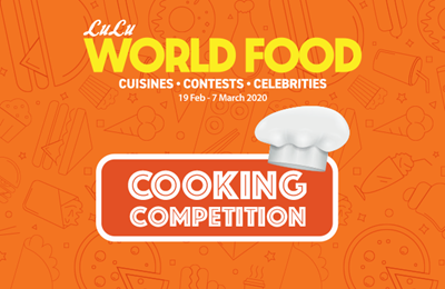 Lulu World Food Cooking Contest